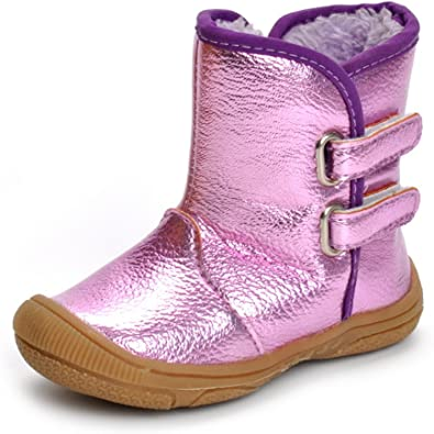 purple boots for girls