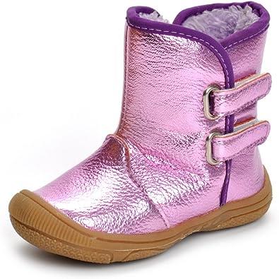 purple girls boots