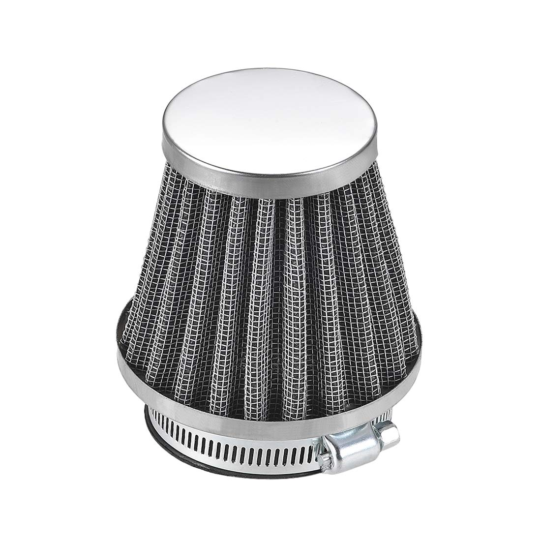 sourcing map 39mm Air Filter for 50cc 110cc 125cc 150cc 200cc gy6 Moped Scooter Atv Dirt Bike Motorcycle
