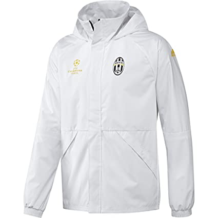 adidas Juventus EU ALLW JKT Chaqueta, Hombre, (Blanco), L ...