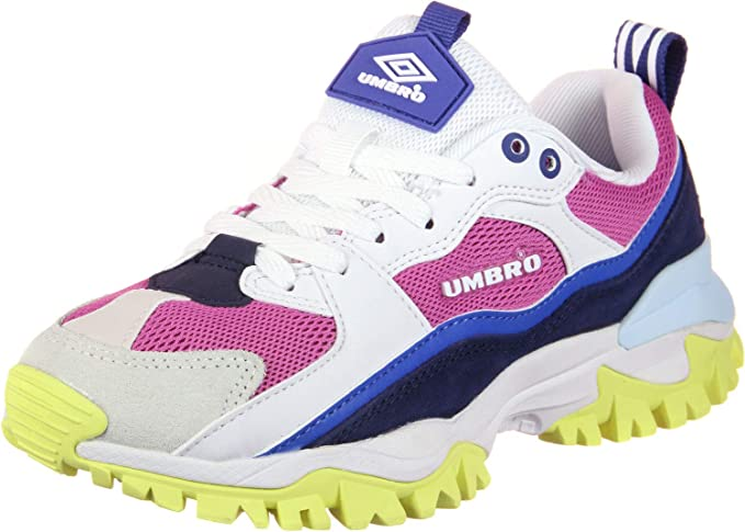 umbro bumpy trainers white