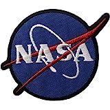 Parche termoadhesivo para la ropa, diseño de la NASA