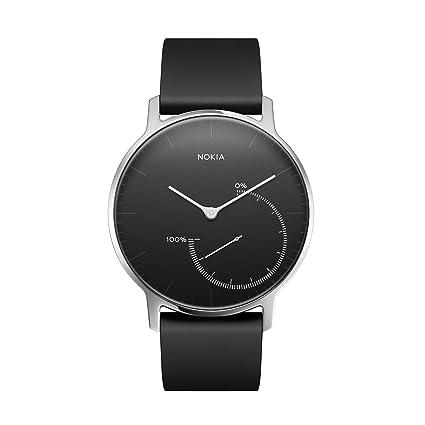 Nokia Steel - Montre connectée de suivi dactivité et de sommeil: Amazon.fr: Sports et Loisirs