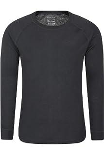 Mountain Warehouse Mens Tshirt Isocool Fabric /& Uv Protection Upf30 Quick Drying