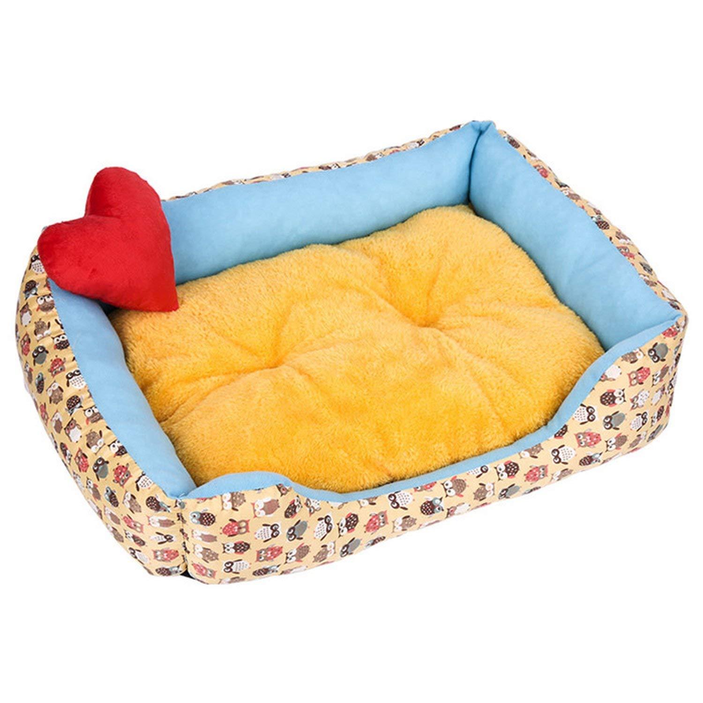 Amazon.com : LinJiaJia_shop 2019 Dog Soft Bed Comfortable ...