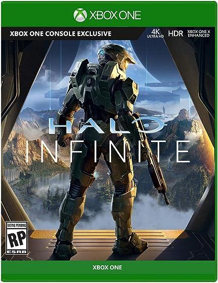 Xbox One 2020 Games.Amazon Com Halo Infinite Xbox One Standard Edition Video
