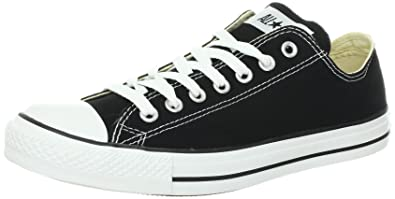 e8db69ff3a20 Image Unavailable. Image not available for. Color  Converse Men Chuck  Taylor All Star Low Ox (black ...