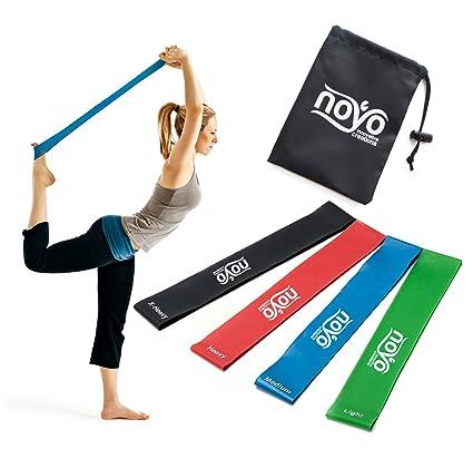 Amazon noyo sport resistance loop bands set of best home