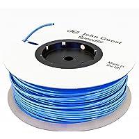 John Guest–Manguera 5metros 1/4pulgadas azul/para ósmosis inversa Frigorífico