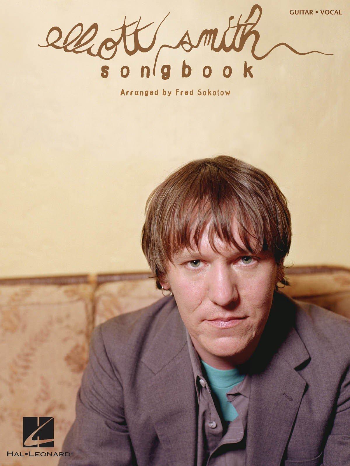 Amazon Com Elliott Smith Songbook Guitar Collection Book Tab