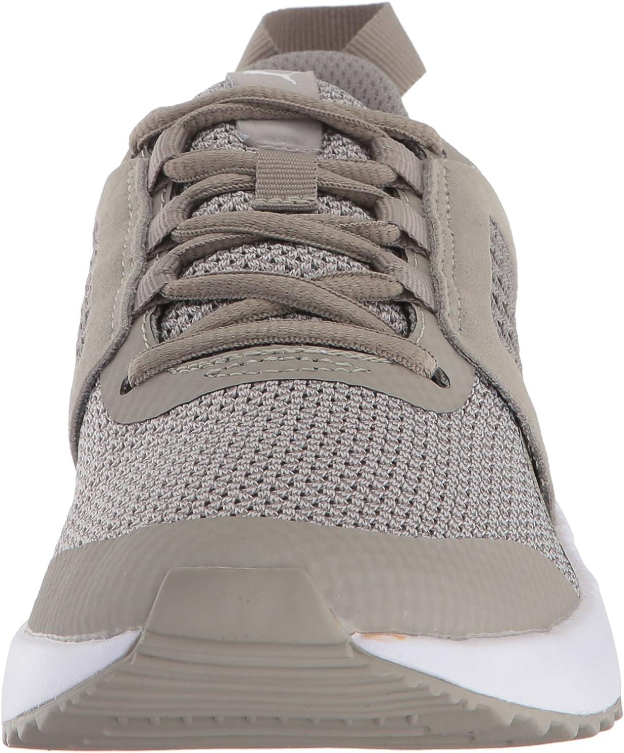 PUMA unisex-Kids Pacer Next Net Jr Sneaker,