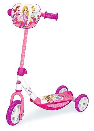 Princesas Disney- Patinete 3 Ruedas (Smoby 750142): Amazon ...
