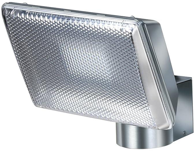 1 opinioni per Brennenstuhl 1173340 Lampada Power LED, L2705 IP 44, Argento per interni e
