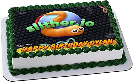 Bowling Theme Edible Party Cake Image Topper Frosting Icing Sheet