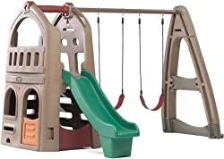 Top 7 Best Swing Sets For Older Kids Playing In Backyard (2020) 5