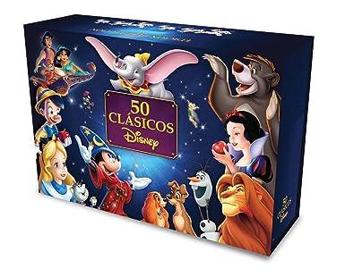 50 Clasicos Disney DVD Region 4 (50 Peliculas): Amazon.es: Cine y Series TV