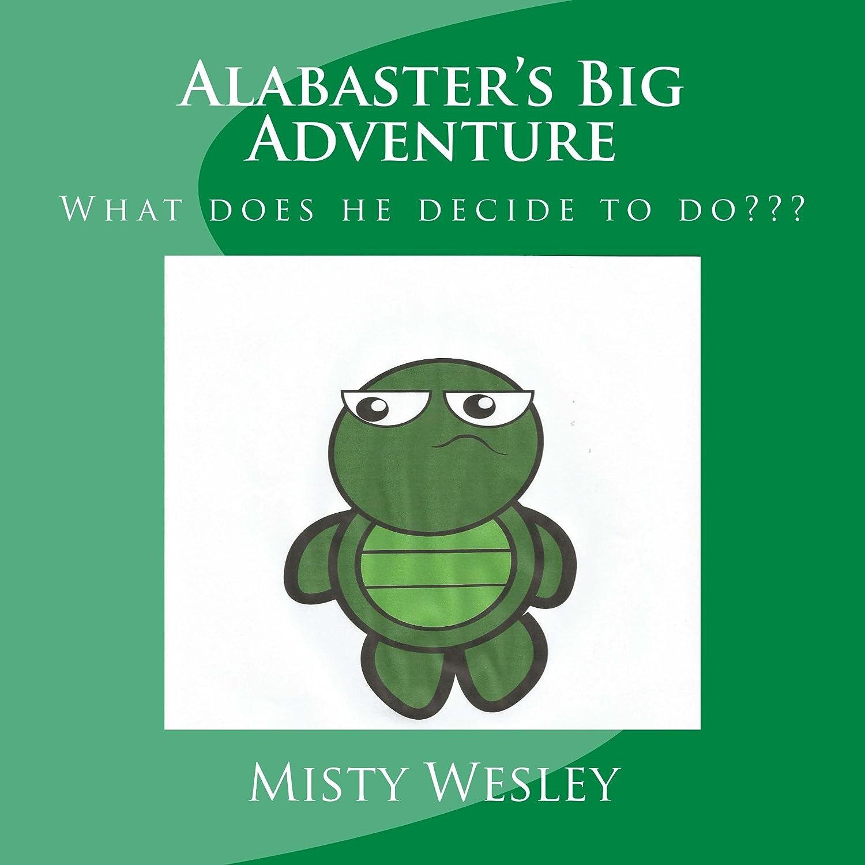 Alabasters Big Adventure (English Edition) eBook: Misty ...