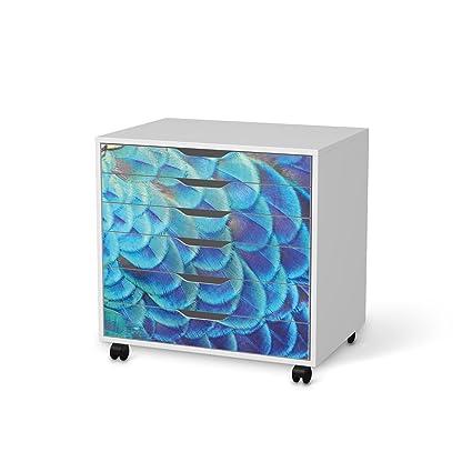 Muebles de pegatinas protector de pantalla para Ikea Alex ...
