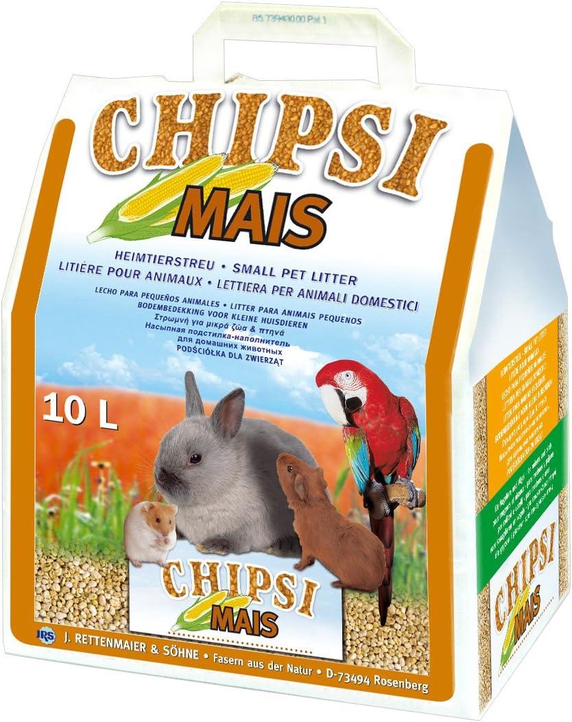 Rettenmaier chipsi maíz 10L, 4,5kg