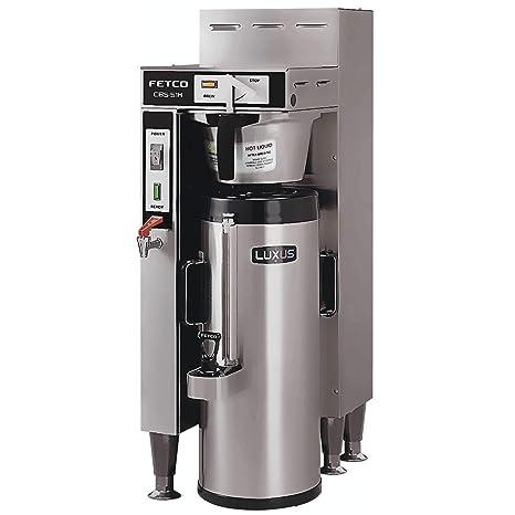 Fetco CBS 51H Single 1 5 Gal Automatic Coffee