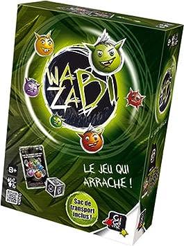 GIGAMIC - GFWA - Juego de Dados - Wazabi (versión Francesa): Amazon.es: Juguetes y juegos