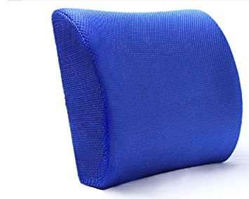 Amazon.com: moyishi alta Resilient Memory Foam de color azul ...