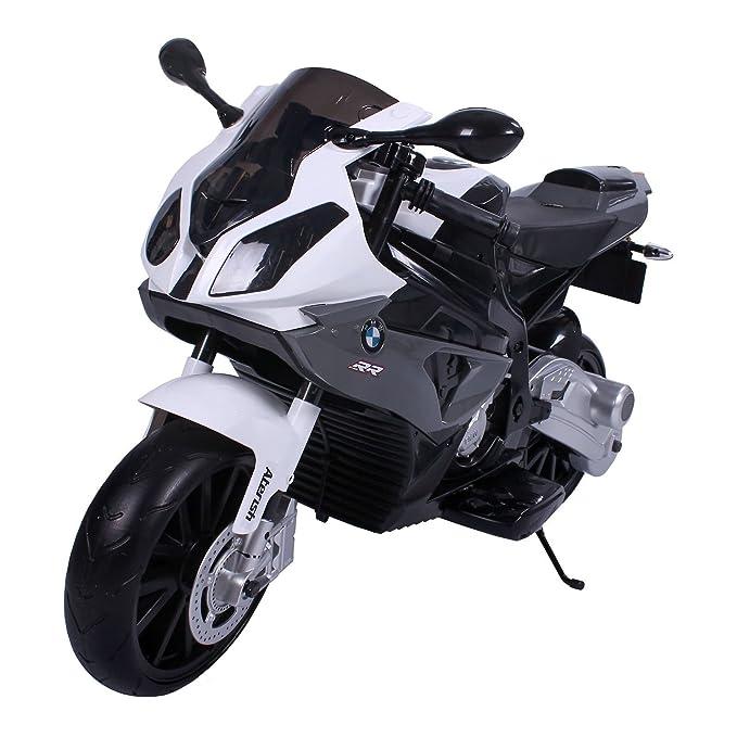 2 opinioni per moleo–BMW S1000RR elettrico per bambini Moto con illuminazione a LED e vari