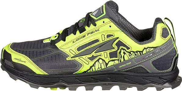 Altra Lone Peak 4.0 Zapatillas de Trail Running Yellow: Amazon.es: Zapatos y complementos