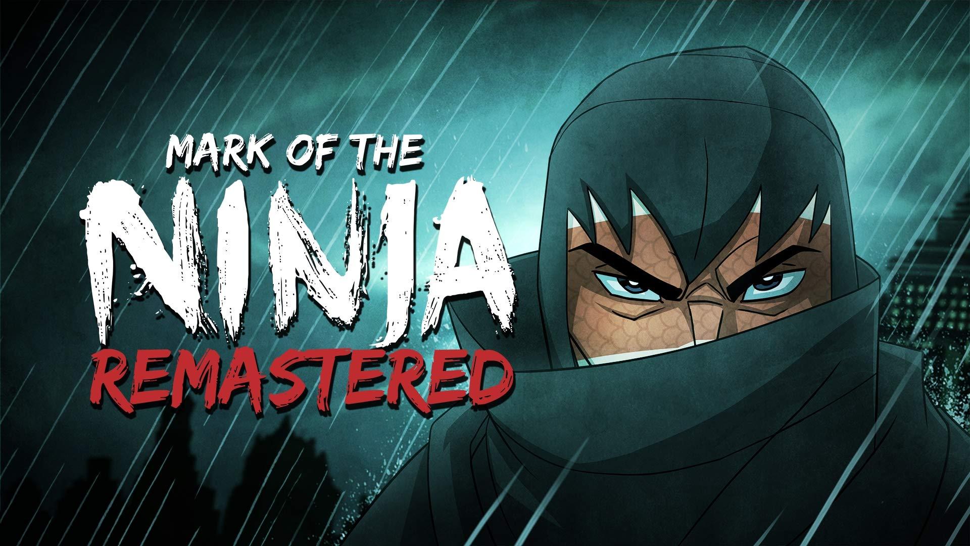 Mark of the Ninja: Remastered - Nintendo Switch [Digital Code]