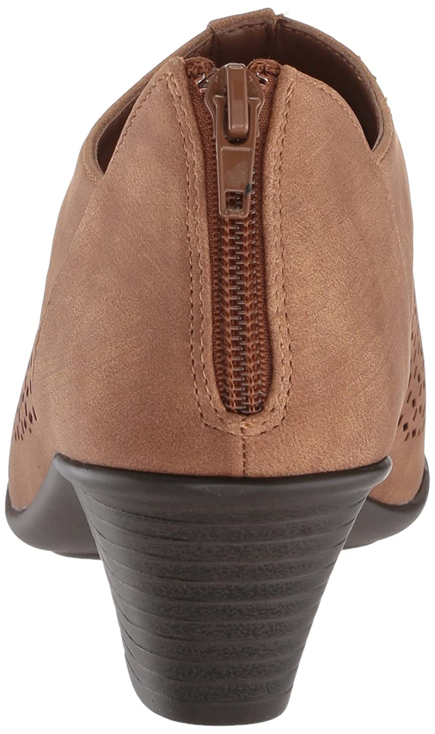 Easy Street Women's 8 Steff Ankle Boot B077ZKV7NH 8 Women's N US|Tan 7bb345