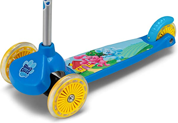 Nickelodeon Blue's Clues & You Swingin' Scooter