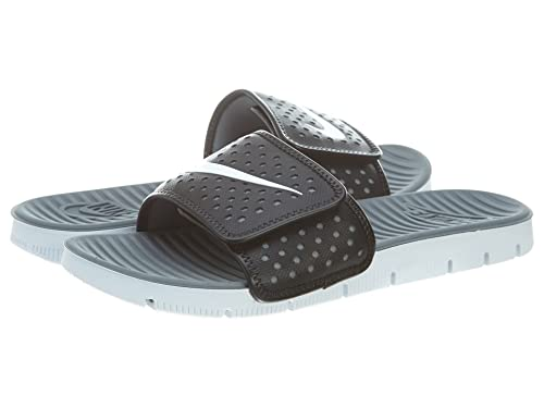 39d8e3aa47bb42 Nike Flex Motion Slide Mens 642446 Style  642446-010 Size  8 Grey Black   Amazon.ca  Shoes   Handbags