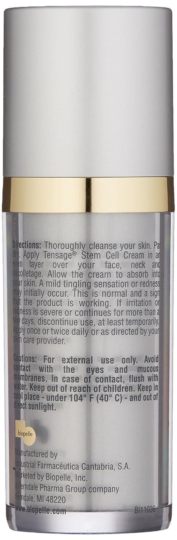 Amazon.com: Biopelle Tensage Stem Cell Cream, 1 fl. oz ...