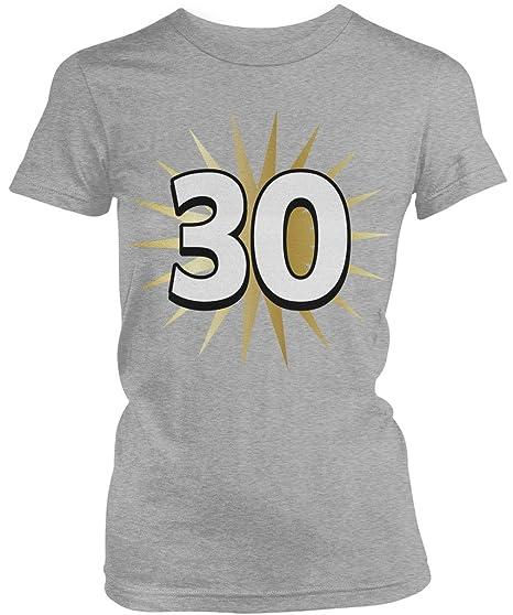 30th cumpleaños, 30 años de edad, cumpleaños camiseta Junior ...
