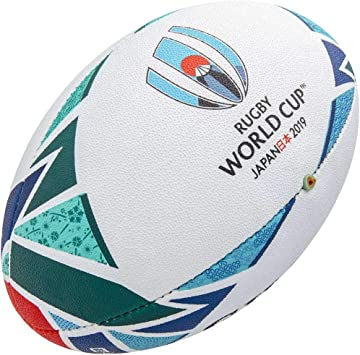 Pelota Oficial de Rugby World Cup 2019 Sirius Match: Amazon.es ...