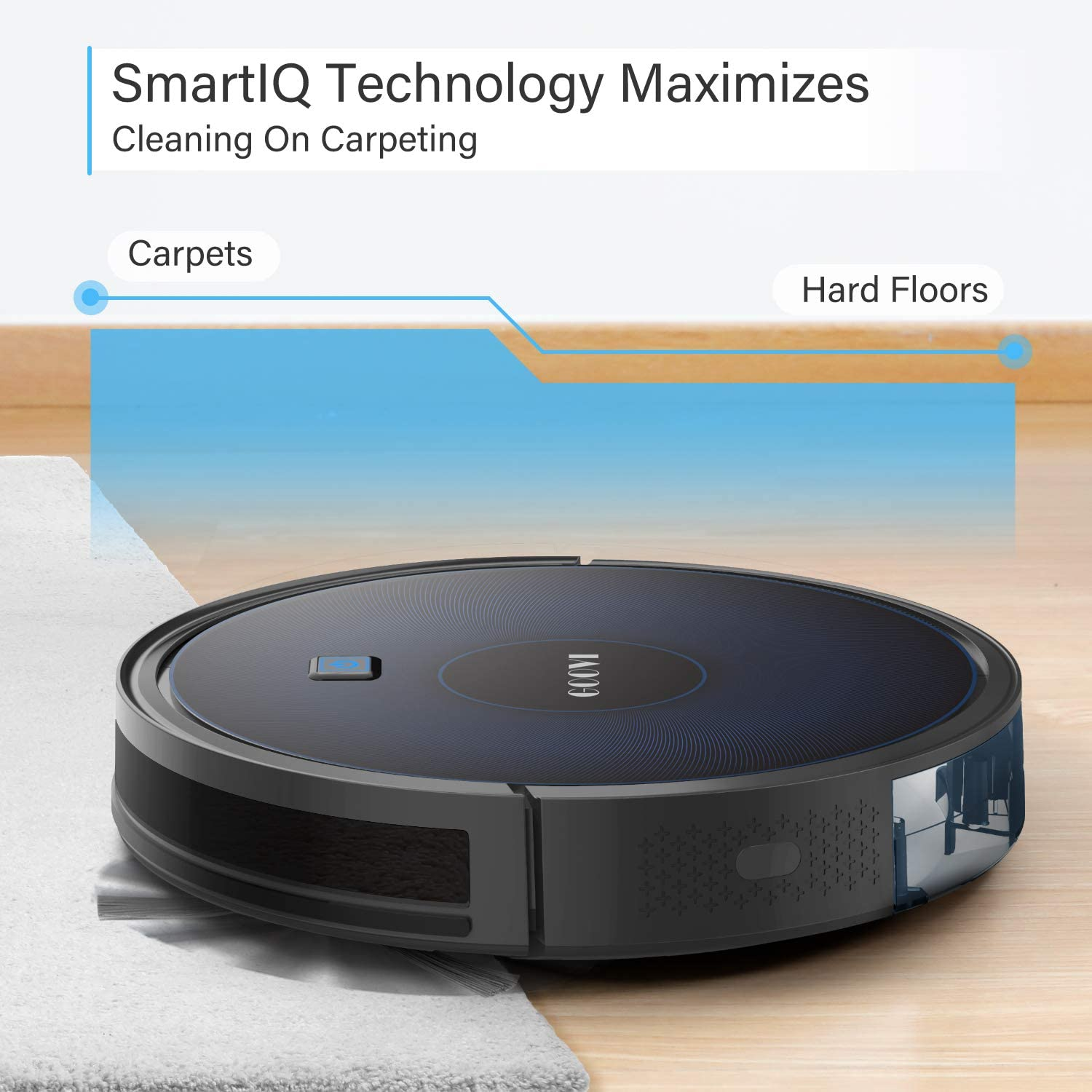 40% Off Coupon – Robot Vacuum
