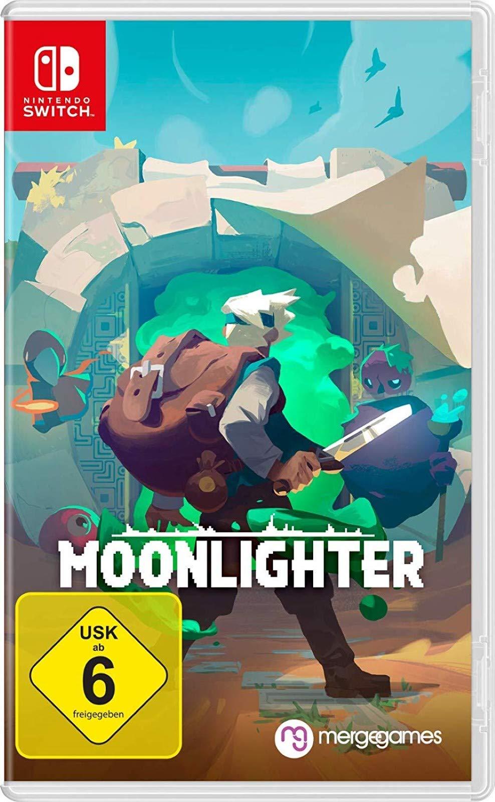 Moonlighter (Nintendo Switch): Amazon.es: Libros