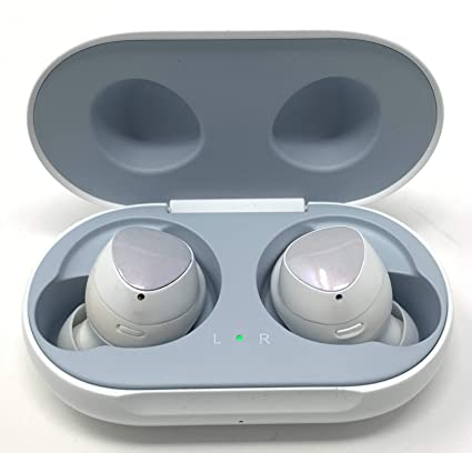 9cafd290723 Amazon.com: Samsung Galaxy Buds 2019, Bluetooth True Wireless Earbuds  (Wireless Charging Case Included), (International Version) (White): Home  Audio & ...
