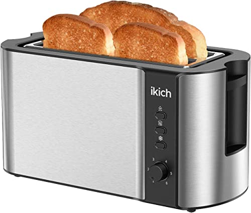 IKICH-Toaster-2-Long-Slot-Toaster