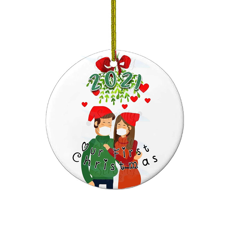 ornament Christmas Christmas ornament ho funny ornament ho ornament gag gift May you be surrounded by hos this Christmas season