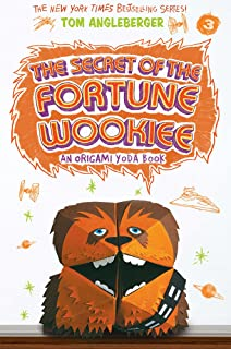 The Secret Of Fortune Wookiee Origami Yoda 3
