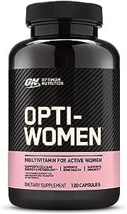 Optimum Nutrition Opti-Women, Women's Multivitamin, 120 Capsules