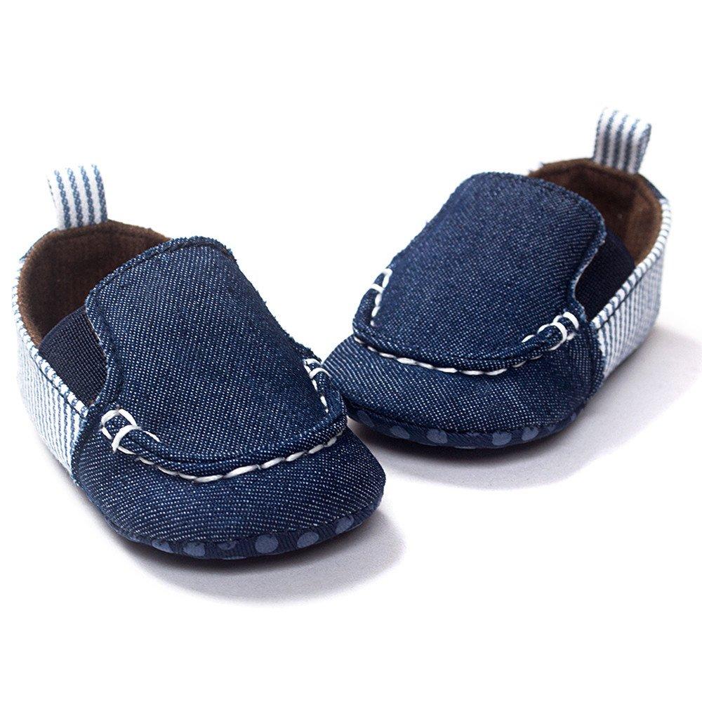 ❤ Zapatos de Primeros Pasos para bebé, Zapatos de Cuero ROMIRUS para bebés pequeños Zapatos de Cuero para bebés pequeños Zapatos de niño para niño ...