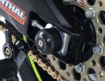 R & G protectores de basculante para Suzuki GSX-R1000& GSX-R1000R 17 18 Motos, accesorios y piezas Brazos oscilantes