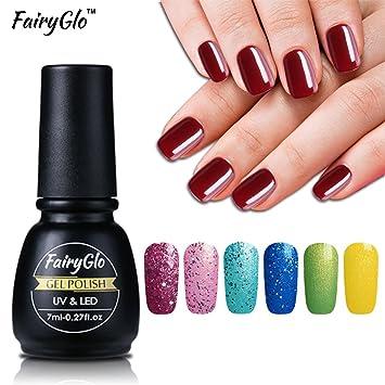 Amazon Nail Polish Pick Any 3 Colour Uv Led Soak Off Lacquer