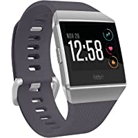 Fitbit Ionic Watch, Blue-gray/White