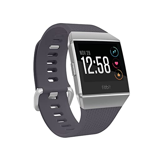 1. Fitbit Ionic GPS Smart Watch