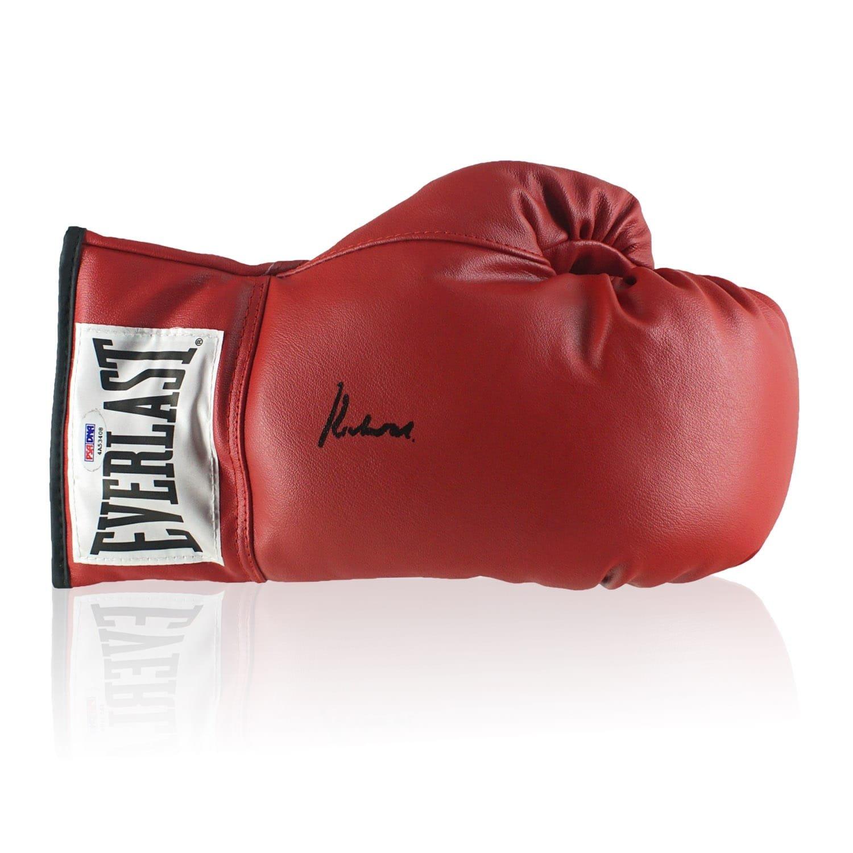 exclusivememorabilia.com Guante de Boxeo Firmado por Muhammad Ali ...