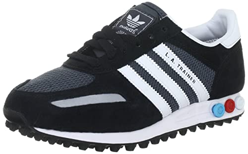 best website 557fb d91c7 adidas Originals V22883, Scarpe da Ginnastica Basse Uomo, Nero (Schwarz  (Dark Onix White Black 1)), 46 EU  Amazon.it  Scarpe e borse