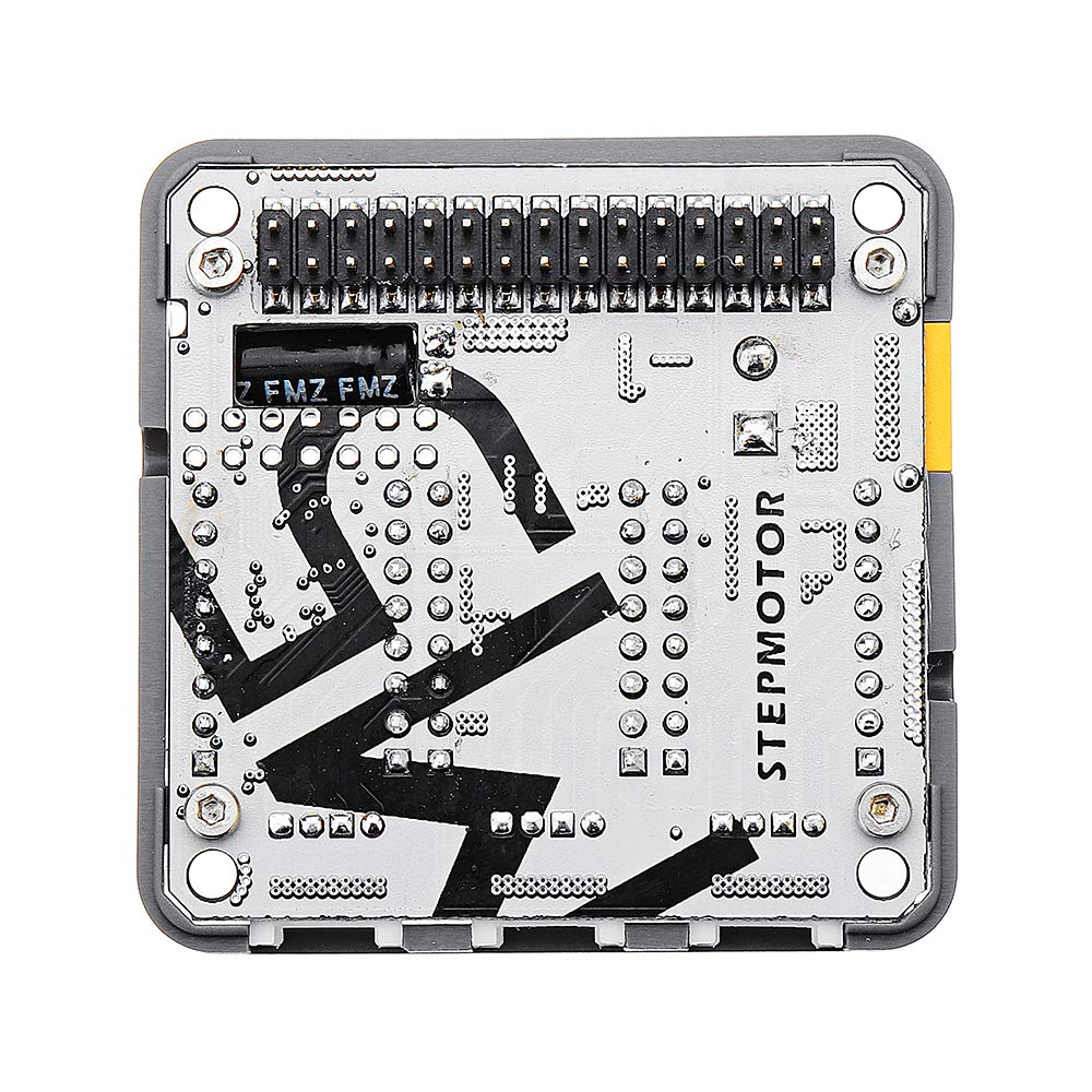 WINGONEER M5Stack ESP32 Módulo de controlador de motor paso a paso GRBL I2C Motor paso a paso MEGA328P 3- EJE Incluido I